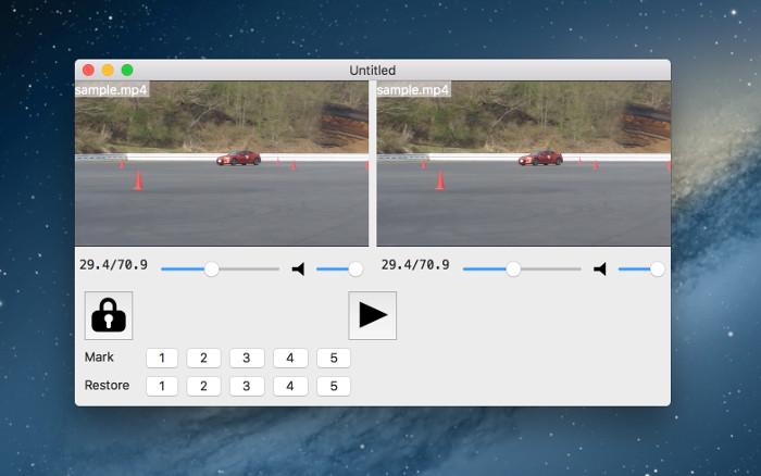 2 つ 並べる 動画